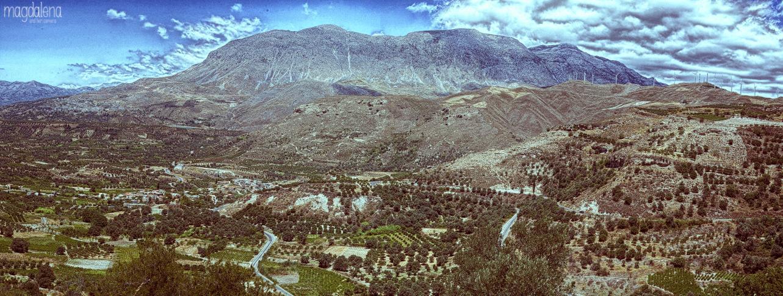 The tale of Cretan panoramas.