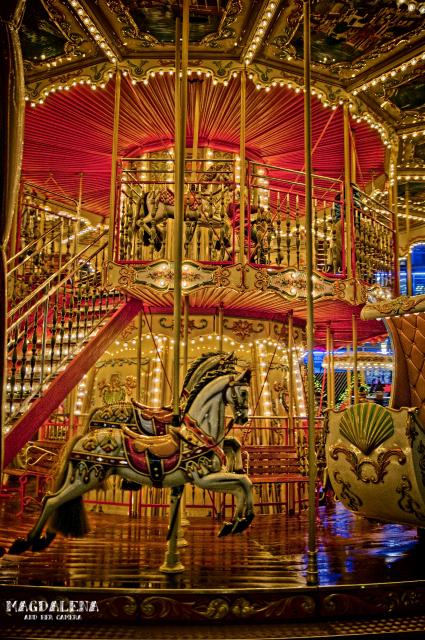 The tale of Der Weihnachtsmarkt am Alexanderplatz :D